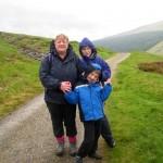 Jo, Callum and Euan