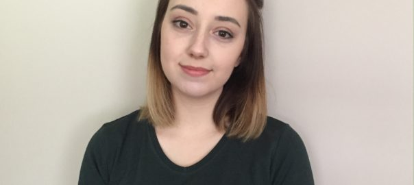 Kirsty Lee is our new Youth Worker