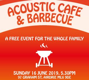 Acoustic Cafe & Barbecue, 16 June 2019